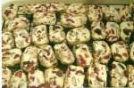 fruit & nut ice box cookies