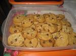more choc chip cookies