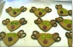 Savannahs reindeer cookies 12-09