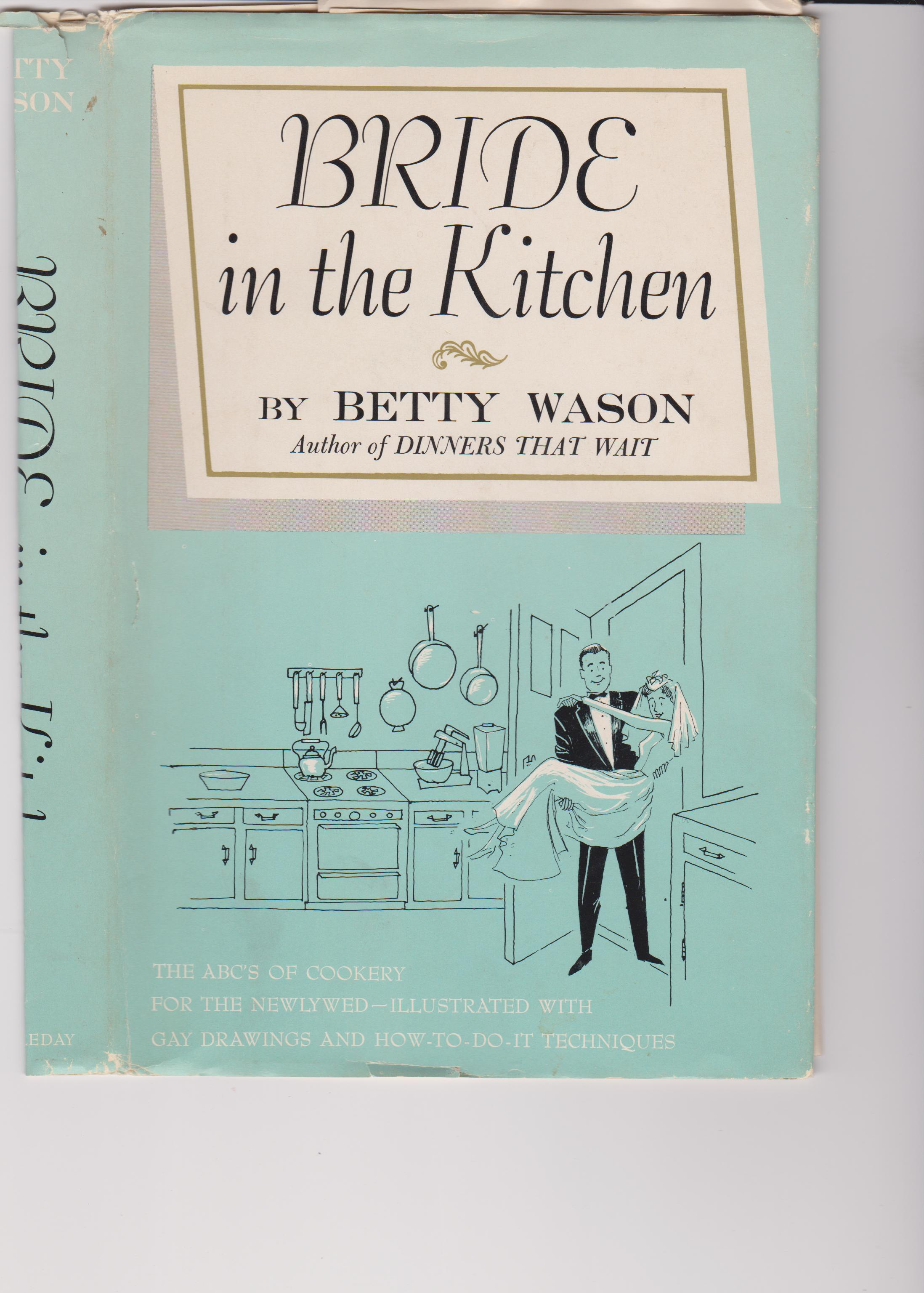 BRIDES IN THE KITCHEN | Sandy\'s Chatter